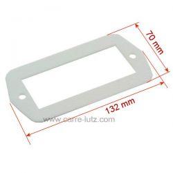 Joint de hublot de lampe de four 00160643 Bosch , reference 23290126