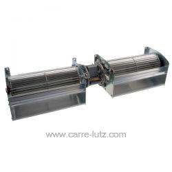 Ventilateur tangentiel moteur central 1019700 288900 Edilkamin , reference 231124