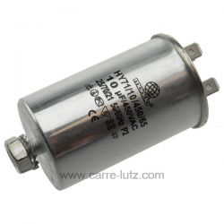 Condensateur permanent 10MF 450V , reference 23090013