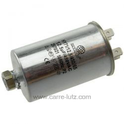 Condensateur permanent 12,5MF 450V , reference 23090014