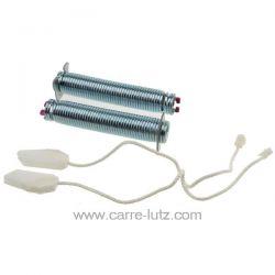 00754873 - Cable et ressort de porte de lave vaisselle Bosch