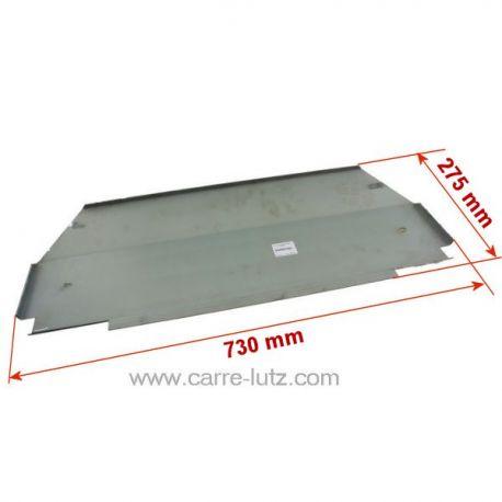 Déflecteur de foyerDeville ref. P0051548 DP0021849  BIJOU 77 TURBO VISION C07922.PT06 , reference DV0021849