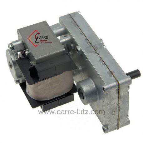 Motoréducteur de vis sans fin 4 tour/minute de poele à pelletEdilkaminMCZ Laminox , reference 231530