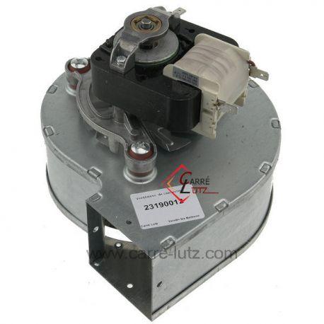 Ventilateur de convection 41451002903 de poele a pellet MCZ , reference 23190012