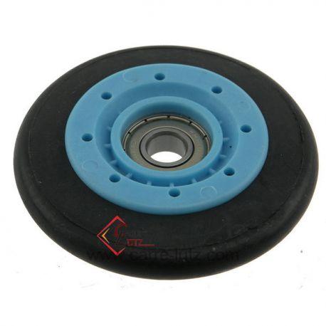 Roue d entrainement de tambour 0180800201A de sèche linge Haier HD7079 HD80XX , reference 304439