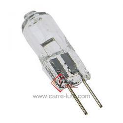 Ampoule halogène G4 20W 12V , reference 620100