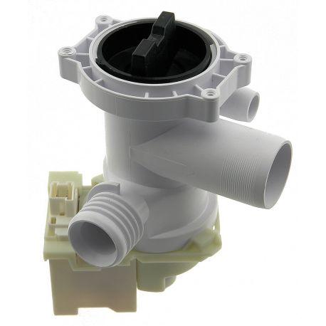 Pompe de vidange de lave linge Vestel 32024405, 32033054, 32027608 , reference 215356