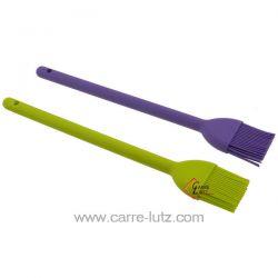 Pinceau en silicone longueur 30 cm Max.180° couleur suivant arrivage , reference CL50150841