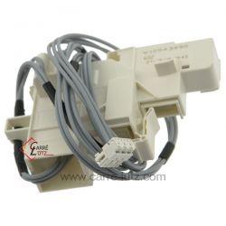 481010552846 - Verrou de porte avec cablage de lave linge Laden Whirlpool 00636673 Bosch Siemens