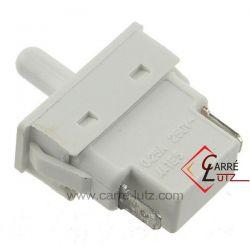 Interrupteur C00269274 de refrigerateur Ariston Indesit , reference 229006