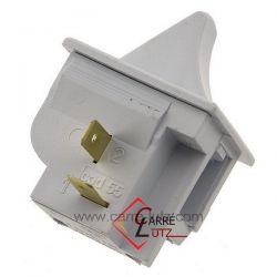 Interrupteur 4094880285 4834220185 4094880200 de refrigerateur Beko , reference 229004