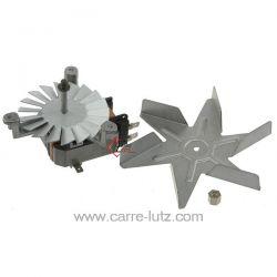 Ventilateur C00081589 de four à chaleur tournante Whirlpool Ariston , reference 231154