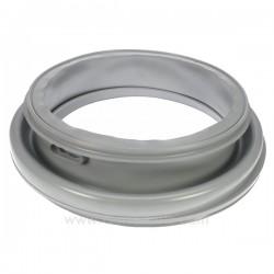 Joint de hublot de lave linge Laden Ignis Bauknecht Whirlpool ref. 481246668574, reference 101104