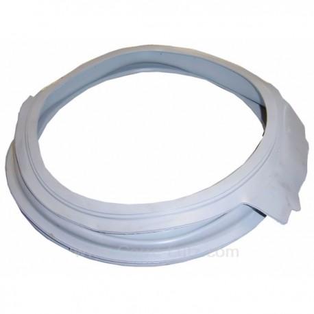 Joint de hublot de lave linge Laden Ignis Radiola Bauknecht Whirlpool ref. 481946669907, reference 101253