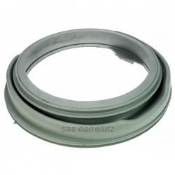 Joint de hublot de lave linge Laden Ignis Radiola Bauknecht Whirlpool ref. 480111100188, reference 101286