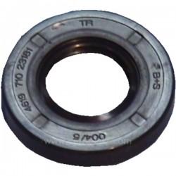 Joint à lèvre 24,5x50x9 mm de lave linge Laden Whirlpool 481953278224 , reference 124021