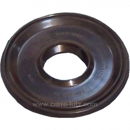 Joint à lèvre 25x55/68x8/11 mm de lave linge Siltal 360047600 , reference 124238