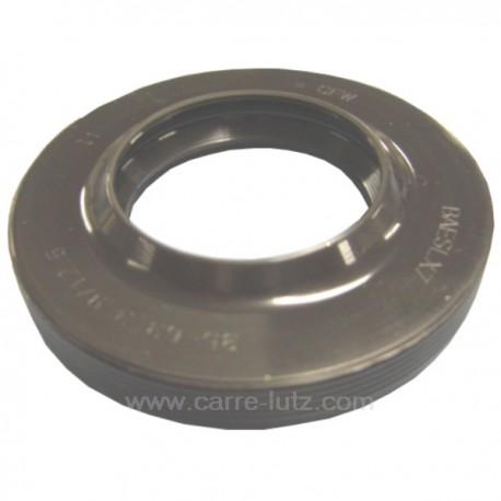 Joint à lèvre 35x63,3x9/12,5 mm de lave linge Indesit Ariston C00068510 , reference 124242