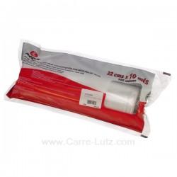 Bobine de sac congélation largeur 22 cm 69059 Lacor, reference 127LC005