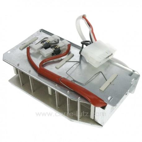 Résistance de sèche linge 1400 + 1000W A Martin Faure Electrolux Zanussi 1254365123 , reference 201580