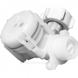 Electrovanne anti débordement de lave vaisselle Brandt Vedette 31x5242 , reference 207102