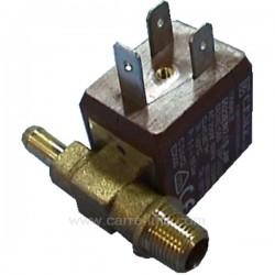 Electrovanne de centrale vapeur 180° 4W 230V 13,5VA 1/8 , reference 207402