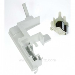 00263330 - Electrovanne 2 voies 90° de lave linge Bosch Siemens Gaggenau Viva