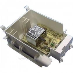 Carte de puissance MR116 de lave linge Brandt Vedette Thomson 55x5949 , reference 214172