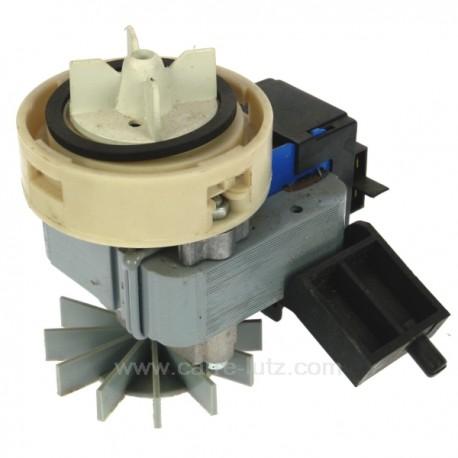 Pompe de vidange de lave linge AEG Zanussi 5009838600 , reference 215097