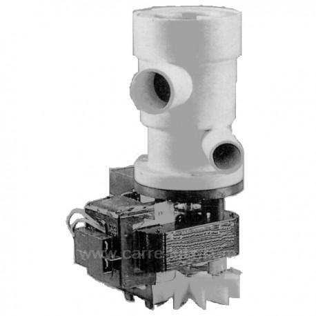 Pompe de vidange de lave linge Far Indesit C00104820 , reference 215126