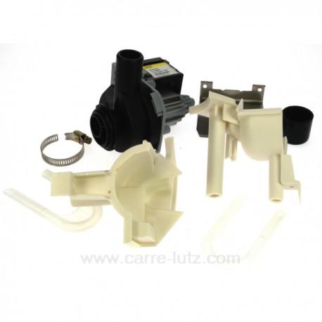 Pompe de vidange de lave vaisselle Electrolux Zanussi A.Martin Faure 5065926400 , reference 215148