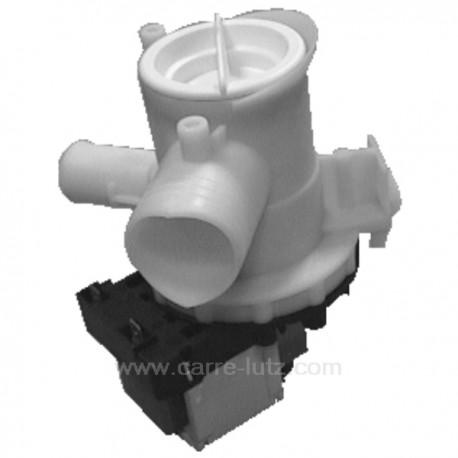 Pompe de vidange de lave linge Bosch Siemens Neff Gaggenau Viva Constructa ref. 00054484 00141124 00264432, reference 215230