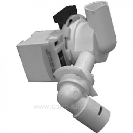 Pompe de vidange de lave vaisselle Whirlpool Laden Ignis Radiola Bauknecht ref. 08716000007501 481236018004 481236018045 4819...