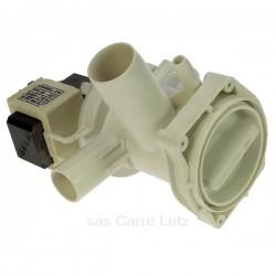 00144487 - Pompe de vidange magnétique de lave linge Bosch Siemens