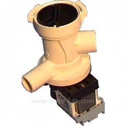 55x9913 - Pompe de vidange de lave linge Brandt Vedette Fagor