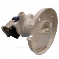 55x7186 - Pompe de vidange de lave linge Fagor Brandt Thomson