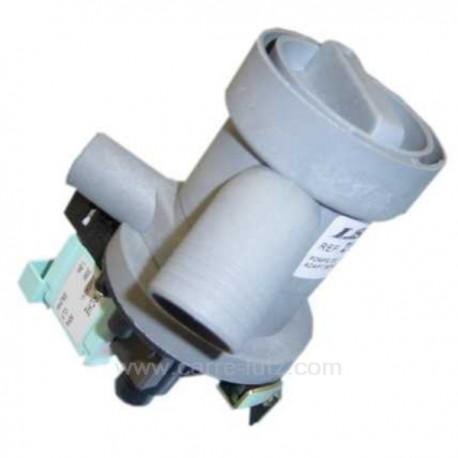 Bouchon de pompe de vidange de lave linge Bosch 614351 , reference 215277