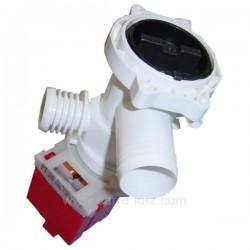 52x1835 - Pompe de vidange magnétique de lave linge Brandt Vedette Vestel