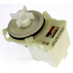 Pompe de vidange de lave vaisselle Bernstein Blanco Crystal Domeos Fagor Brandt Vedette Sauter De dietrich Thomson ref. 32X02...