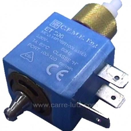 Micro pompe de centrale vapeur, reference 215403