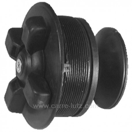 Bouchon de pompe de vidange de lave linge Laden Whirlpool , reference 216118