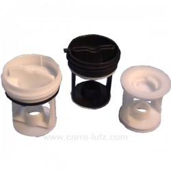 C00045027 - Bouchon de pompe de vidange de lave linge Indesit Ariston