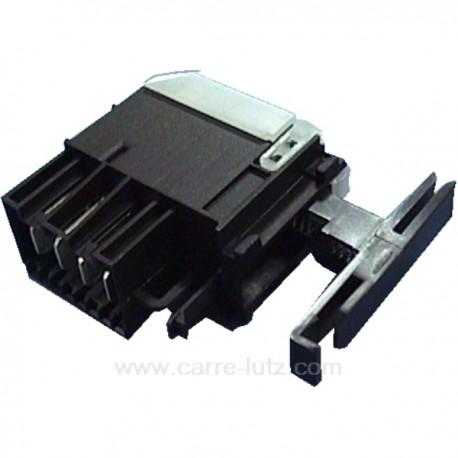Interrupteur option de lave linge Laden Whirlpool 481941029004 , reference 219214