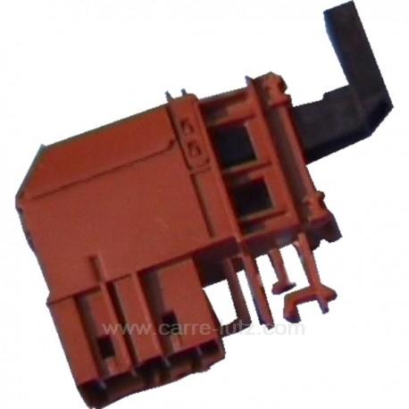 Interrupteur marche arrêt de lave linge Bosch Siemens Neff Gaggenau constructa Viva ref. 00160962, reference 219244
