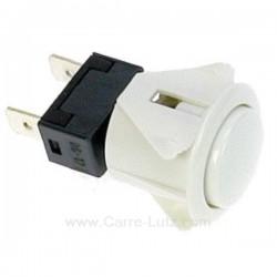 Interrupteur unipolaire de four A Martin Electrolux 3570381065Brandt Vedette , reference 220116