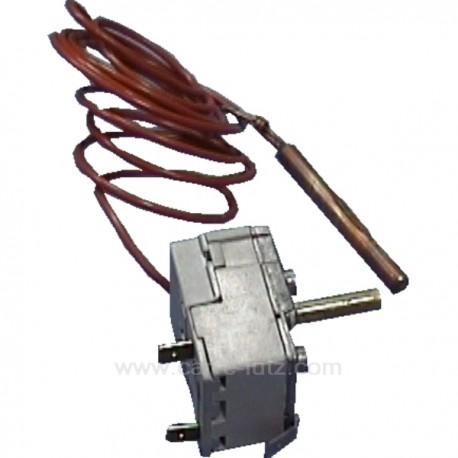 Thermostat réglable de lave linge Ariston Indesit C00034377 , reference 221034