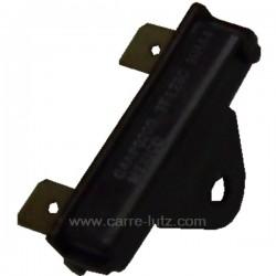 Fusible de sécurité 128° de sèche linge Indesit Ariston C00041622 , reference 222128