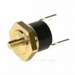 Thermostat de sécurité 90° pour lave vaisselle Indesit Ariston C00041086 , reference 222151