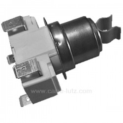 Thermostat boitier haut NA 33° NC 85°  de lave vaisselle Fagor Brandt L36P002I5 , reference 223314