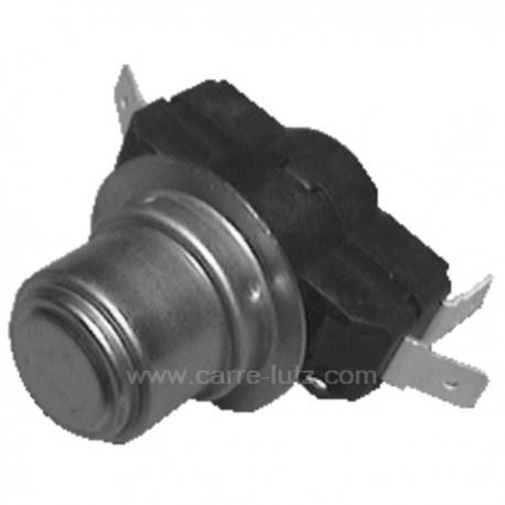 Thermostat boitier haut NC 64° NC 48° de lave vaisselle Fagor Brandt Vedette 31x2374 , reference 223315